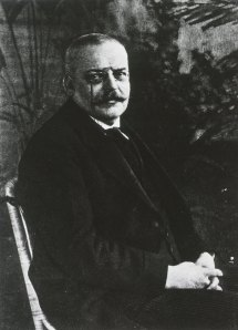 Portrait of Alois Alzheimer National Library of Medicine #b030091