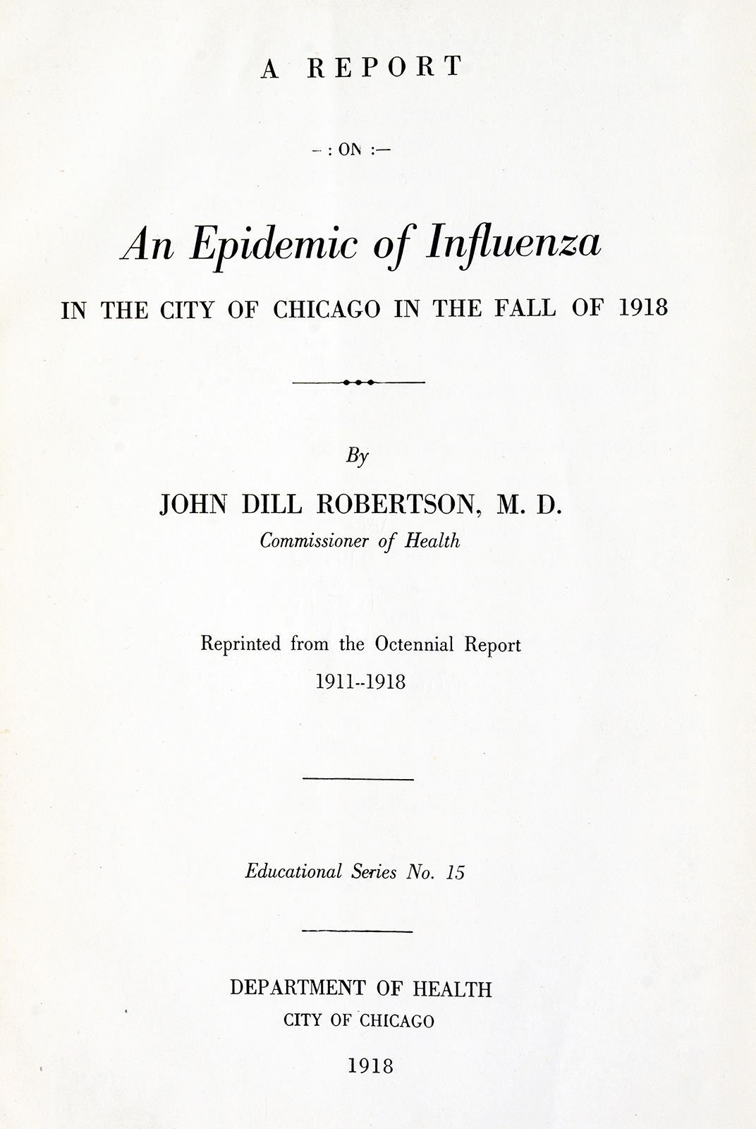 influenza paper Learn to educate both clients and peers about susceptibility to influenza and the importance of vaccination.