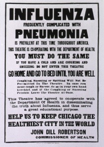 A public health advertisement by John Robertson, Commisioner of Health.
