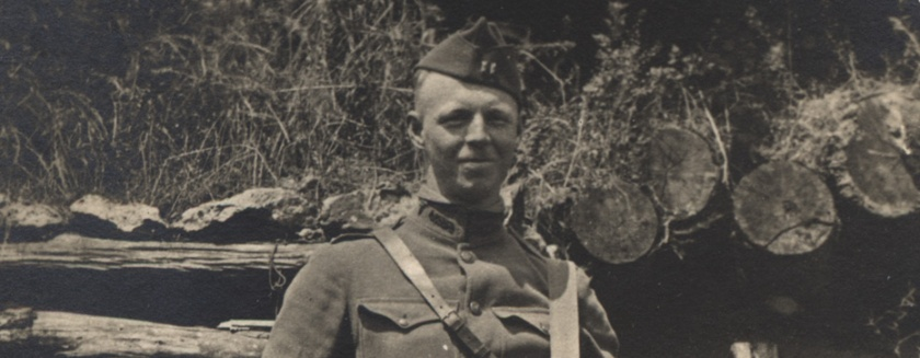 Stanhope Bayne-Jones in uniform