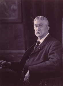 Photograph of Billings in middle age.