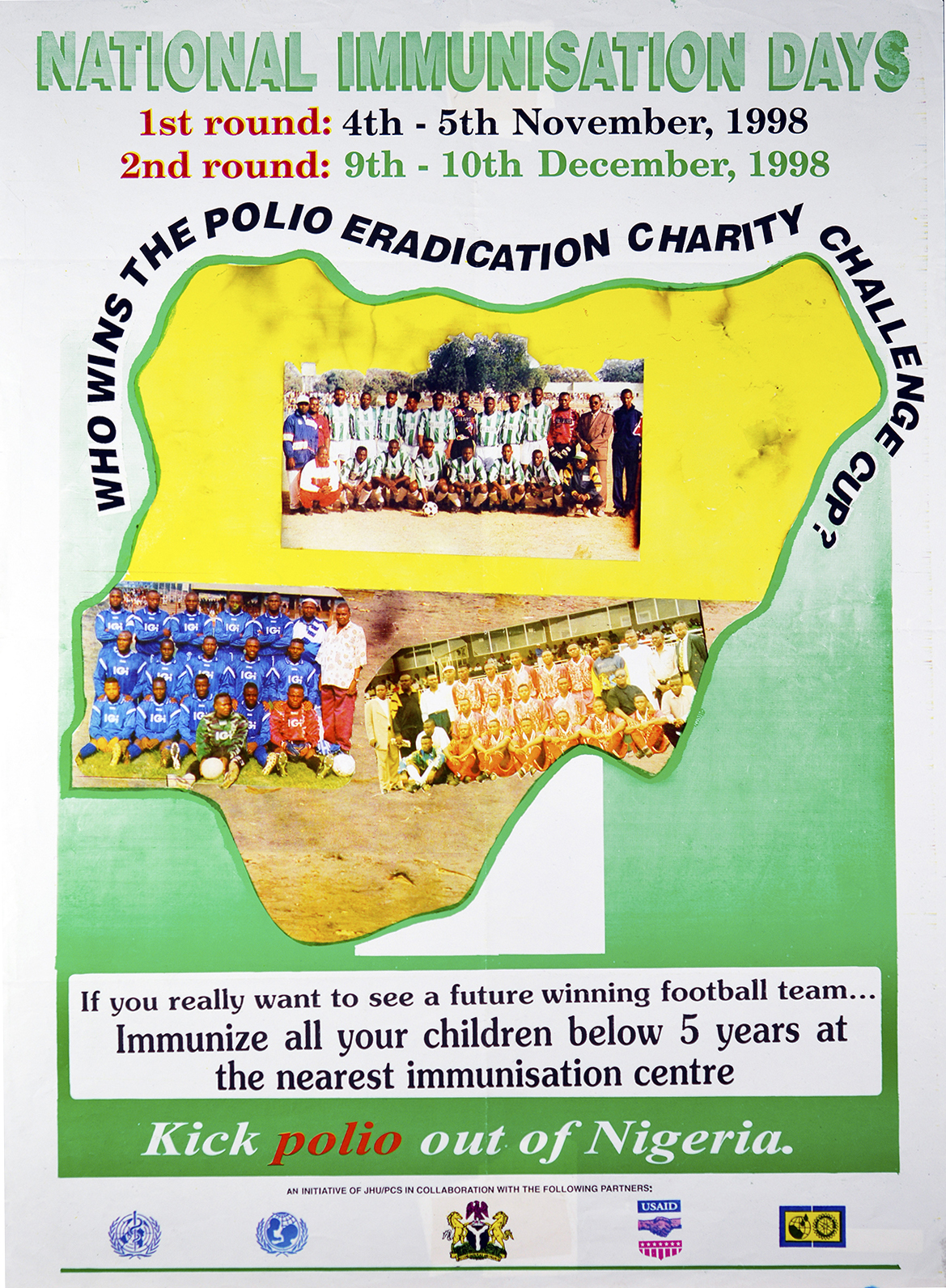 the importance of immunization in nigeria I have discussed the example of measles in a previous dean's notefor today's note, i focus primarily on the utility of vaccines themselves, their history, and the importance of vaccines in safeguarding the health of populations.