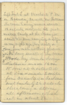 A page from a diary hadwritten in pencil dated May 30.