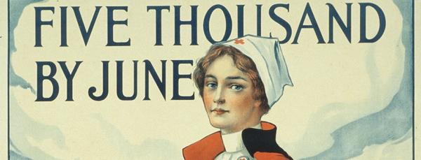Recruitment poster for graduate nurses.