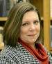 Portrait of Rebecca Warlow.
