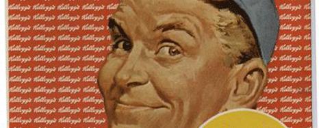 Promotional image for Kellog's Pep.