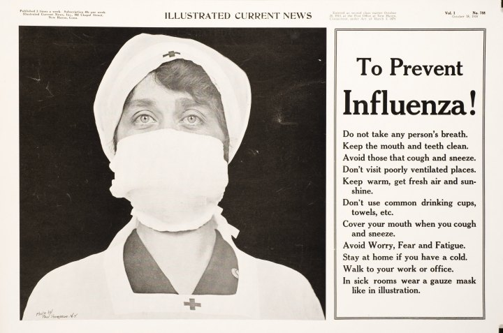 Gripe de 1918: lecciones aprendidas y retos pendientes | Comité Asesor de Vacunas de la AEP