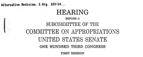 Cover of a congressional document on appropriations.