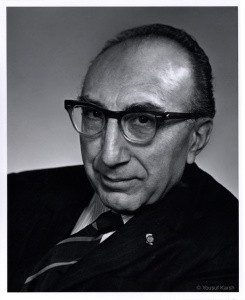 Portrait of Michael E. DeBakey