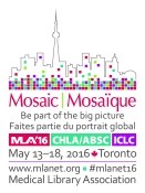 MLA Annual Meeting Logo: Mosaic Be part of the big picture