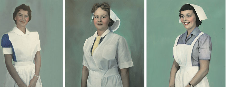 Rare Nursing Scrubs