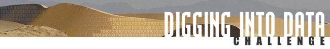 Digging Into Data Challenge Logo