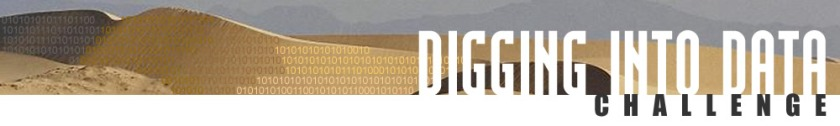 Digging Into Data Challenge Logo