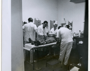 Kaufman Emergency Room