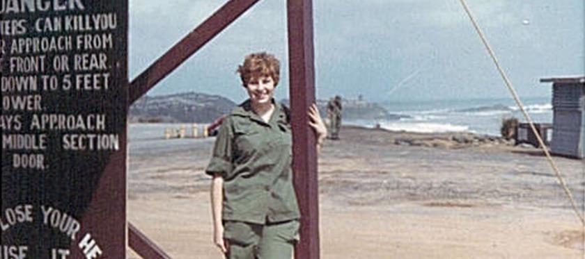 Remembering Vietnam Donna Barbisch Circulating Now From NLM