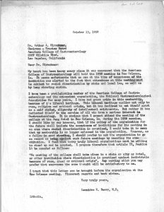 Page of typewritten text