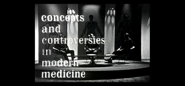 Title screen for Concepts and Controversies in Modern Medicine.