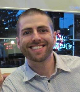 Informal portrait of Andrew Ruis.